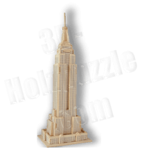 Empire State Building 3D Holzpuzzle ab 7,65 EUR
