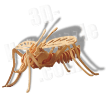 Mosquito 3D Holzpuzzle ab 3,38 EUR